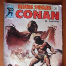Cómics: CONAN RELATOS SALVAJES Nº 39 VOL. 1 -- MUNDI COMICS -- VERTICE. Lote 118954227