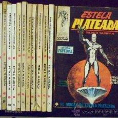 Cómics: ESTELA PLATEADA V.1 TACO COMPLETA 12 Nº. Lote 27323677