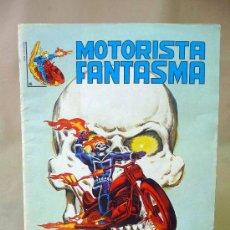 Cómics: COMIC, EL MOTORISTA FANTASMA, ENLACE DE LOS SAGRADOS JINNS, Nº 4, MUNDI COMICS. Lote 27334767