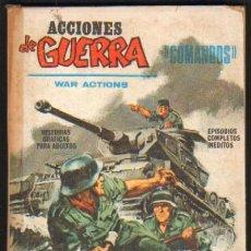 Cómics: ACCIONES DE GUERRA. WAR ACTIONS Nº2: EL INFIERNO HELADO (A-COMIC-1257). Lote 27468363