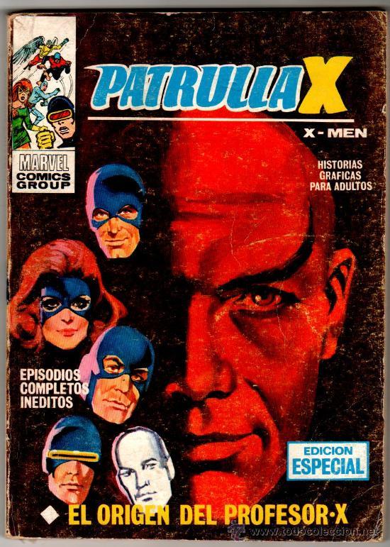 PATRULLA X Nº 6 TACOS VERTICE - 21,5 X 15 CMS. 128 PGS (Tebeos y Comics - Vértice - Patrulla X)