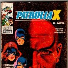 Cómics: PATRULLA X Nº 6 TACOS VERTICE - 21,5 X 15 CMS. 128 PGS. Lote 27543789