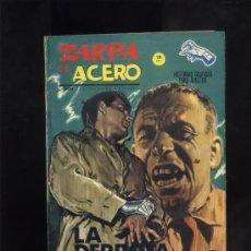 Cómics: ZARPA DE ACERO Nº 8. Lote 27617001