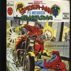 Cómics: SUPER HEROES SPIDERMAN Nº 7. Lote 27657598