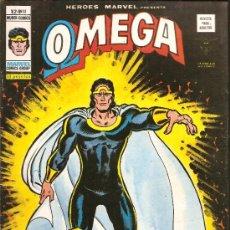 Cómics: HEROES MARVEL V.2 Nº 41 OMEGA. Lote 27714516