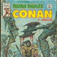 Cómics: RELATOS SALVAJES 79 - CONAN EL BARBARO - VERTICE. Lote 27803444