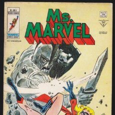 Cómics: MS. MARVEL V1 6 VERTICE. Lote 27815877