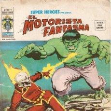 Cómics: SUPER HEROES Nº 19 EL MOTORISTA FANTASMA. Lote 27818536