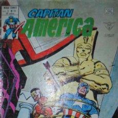 Cómics: CAPITÁN AMÉRICA VOL. 3. Nº 34. VÉRTICE 1980.. Lote 27846796