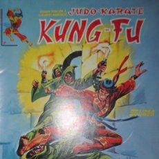Cómics: KUNG-FU Nº 7 VIENTO DE MEDIANOCHE . ED. SURCO .. Lote 27847005