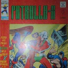 Cómics: VÉRTICE VOL. 3 PATRULLA X Nº 17. 1977. 50 PTS. Y RARISIMO!!!!!!!!. Lote 27846449
