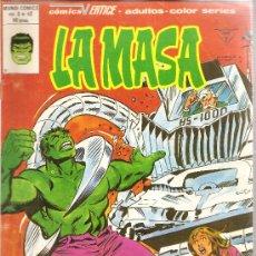 Cómics: LA MASA V. 3 Nº 42. Lote 27883918