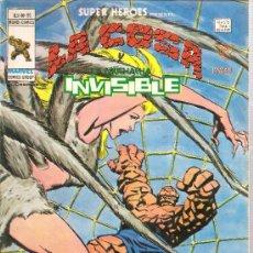 Cómics: SUPER HEROES V.2 Nº 95 LA COSA Y LA MUCHACHA INVISIBLE. Lote 27896528