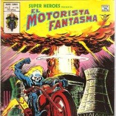 Cómics: SUPER HEROES V.2 Nº 119 EL MOTORISTA FANTASMA. Lote 27897036