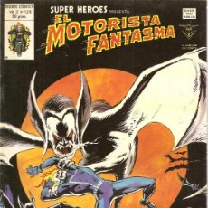 Cómics: SUPER HEROES V.2 Nº 129 EL MOTORISTA FANTASMA. Lote 27897090