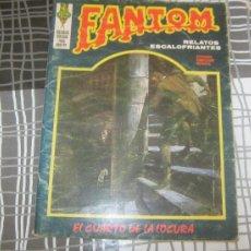 Cómics: FANTOM Nº 18.. Lote 27963190