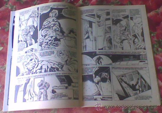 Cómics: SUPER HEROES V.2 Nº 120 LA COSA Y DEATHLOK - Foto 5 - 27965908