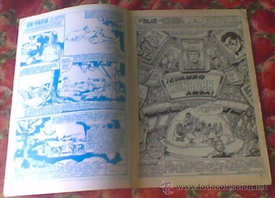 Cómics: SUPER HEROES V.2 Nº 122 LA COSA Y WUNDARR - Foto 3 - 27966011