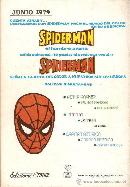 Cómics: SUPER HEROES V.2 Nº 116 LA COSA Y EL DOCTOR EXTRAÑO - Foto 2 - 27966202