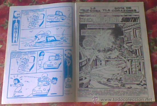 Cómics: SUPER HEROES V.2 Nº 116 LA COSA Y EL DOCTOR EXTRAÑO - Foto 3 - 27966202