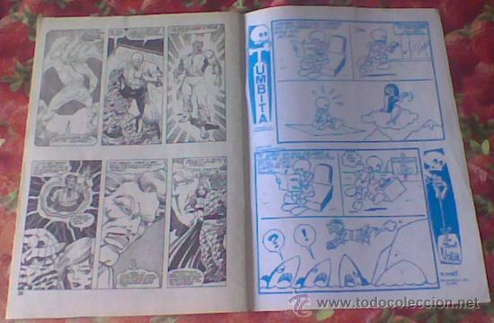 Cómics: SUPER HEROES V.2 Nº 116 LA COSA Y EL DOCTOR EXTRAÑO - Foto 4 - 27966202