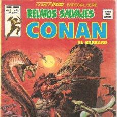 Cómics: RELATOS SALVAJES, CONAN EL BARBARO V.1 Nº 67. Lote 27971287