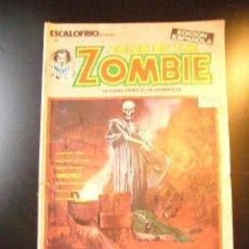 Cómics: ESCALOFRÍO Nº 5 TALES OF THE ZOMBIE Nº 2. 30 PTS. 1974. VÉRTICE DIFÍCIL C46. Lote 27972544