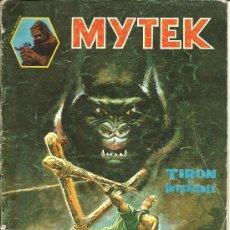 Cómics: MYTEK LINEA 83 Nº 1-2-3- Y 5 EDICIONES VERTICE. Lote 27993360