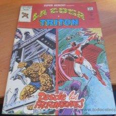 Cómics: SUPER HEROES VOL 1 Nº 130 . LA COSA Y TRITON ( ORIGINAL ED. VERTICE ) (COIM25). Lote 155633040