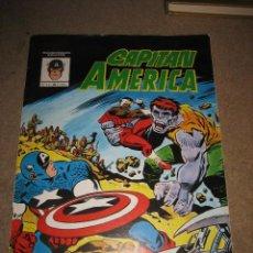 """Cómics: EL CAPITAN AMERICA Nº 1 """"LA HORDA TROYANA"""" VERTICE 1981. Lote 28197425"""