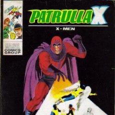 Cómics: PATRULLA X TACO (VERTICE) 1969-1971 LOTE. Lote 28198767