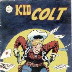 Cómics: KID COLT ( VERTICE ) ORIGINAL 1981 LOTE. Lote 28204616