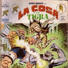 Cómics: SUPER HEROES V.2. Nº 59 - LA COSA Y LA TIGRA. Lote 28208276