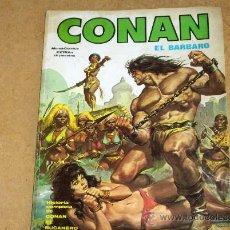 VÉRTICE CONAN EXTRA Nº 1 CONAN EL BUCANERO. 1979. PORTES GRATIS.