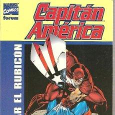 Cómics: CAPITAN AMERICA CRUZAR EL RUBICON. Lote 28224146