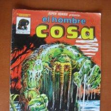 Cómics: SUPER HEROES Nº 3 - EL HOMBRE COSA ** VERTICE. Lote 28230561