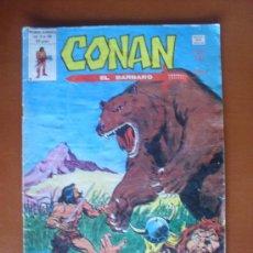 Comics: CONAN EL BARBARO VOL 2 Nº 38 - LOS HIJOS DEL DIOS OSO -- VERTICE 1980. Lote 28230782