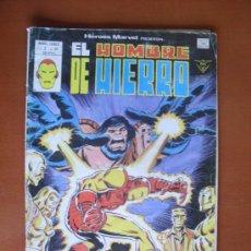 Cómics: HEROES MARVEL VOL.2 - EL HOMBRE DE HIERRO Nº 61 - ENTONCES VINO UNA GUERRA -- VÉRTICE 1979. Lote 28231894