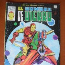 Cómics: HEROES MARVEL VOL.2 - EL HOMBRE DE HIERRO Nº 64 - GUERRAS LUNARES -- VÉRTICE 1980. Lote 28231908