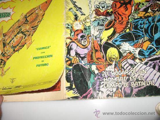 Cómics: HOMBRE DE HIERRO nº 8 - Foto 2 - 28257882