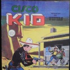 Cómics: CISCO KID REVELACIÓN DEL WESTERN Nº 12 ¡PELIGRO EN EL CABALLO DE HIERRO. Lote 28304826