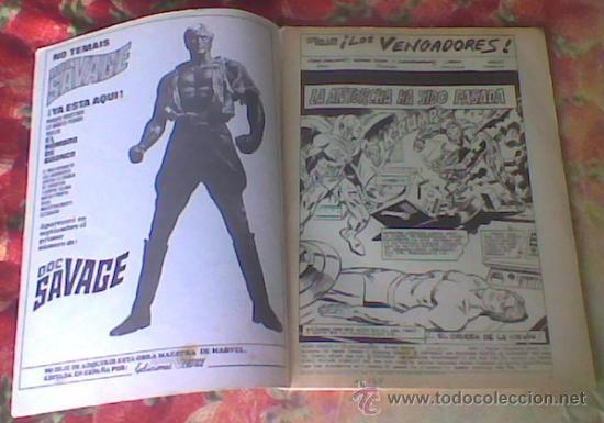 Cómics: LOS VENGADORES V.2 nº 13 - Foto 3 - 30221660
