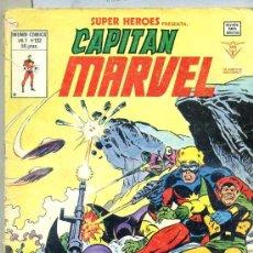 Cómics: CAPITAN MARVEL VOL. 1 Nº 132 - 44 PÁGINAS 1980. Lote 28352777