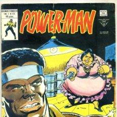 Cómics: POWER MAN VOL. 1 Nº 23 - 36 PÁGINAS 1980. Lote 28352791