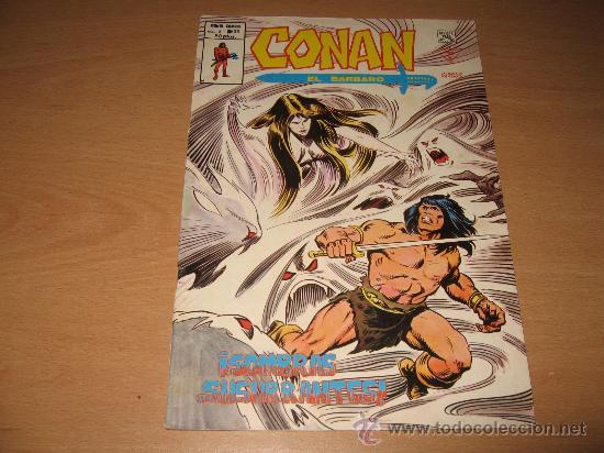 CONAN EL BARBARO VOL 2 V.2 Nº 36 (Tebeos y Comics - Vértice - Conan)