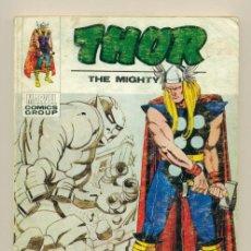 Cómics: THOR Nº 30 - ED VERTICE 1972 - LA INVASION DEL HOMBRE TERMICO. Lote 28401787