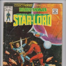 Cómics: RELATOS SALVAJES Nº 70 VOL 1 STAR-LORD MUNDI-COMICS VERTICE . Lote 28409211