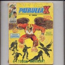 Cómics: PATRULLA X VERTICE 8. Lote 28479823