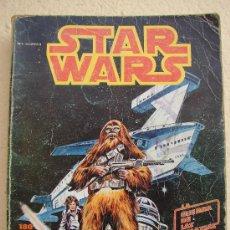 Comics : STAR WARS MUNDICOMIC ED.SURCO RETAPADO 1 CON NÚMEROS 1 AL 5 (180 PÁGINAS). Lote 28509592