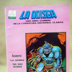 Cómics: COMIC, LA ODISEA, Nº 6, 1981, HOMERO. Lote 28604525